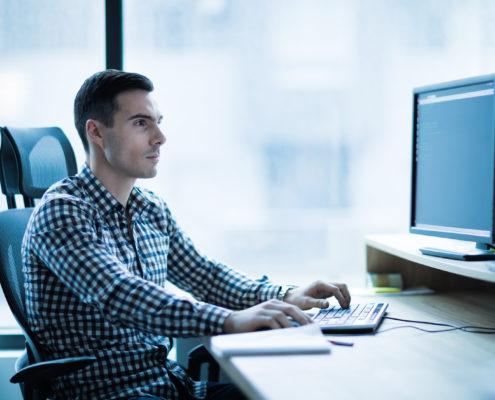 Java EE Developer Backend